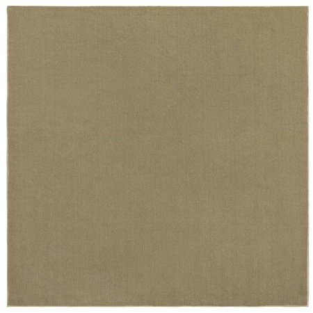Indoor/outdoor Beige area rugs with premium non skid backing Great for Patio, Porch, Deck, Boat, Basement, Garage, party, event, wedding tents and more Available Size 22