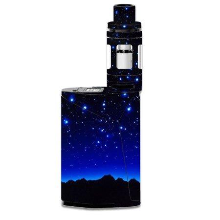 Skin Decal For Smok Gx350 Kit Vape Mod / Star Shower Falling Meteors