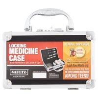 Vaultz Locking Medicine Case