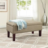 Better Homes & Gardens Grayson Ottoman Storage Bench