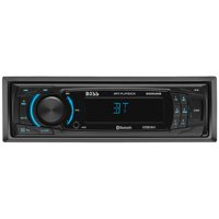 Boss Audio 625UAB Single Din, Bluetooth, MP3/USB/SD AM/FM Car Stereo, Detachable Front Panel, Wireless Remote