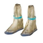 ed3645cd366410 1Pair Portable Waterproof Anti-Slip Reusable Rain Shoe Covers Overshoes  Rain Boots Cover Rain Gear