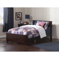 Orlando Traditional Bed with Matching Foot Board in Multiple Colors and Sizes