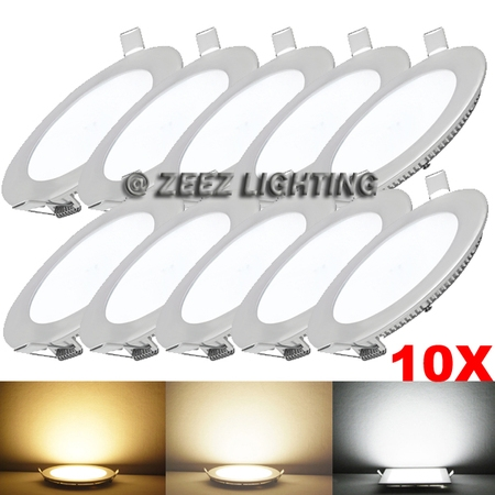 ZEEZ Lighting - 12W 6