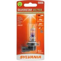 SYLVANIA 9006 SilverStar ULTRA Halogen Headlight Bulb, Pack of 1