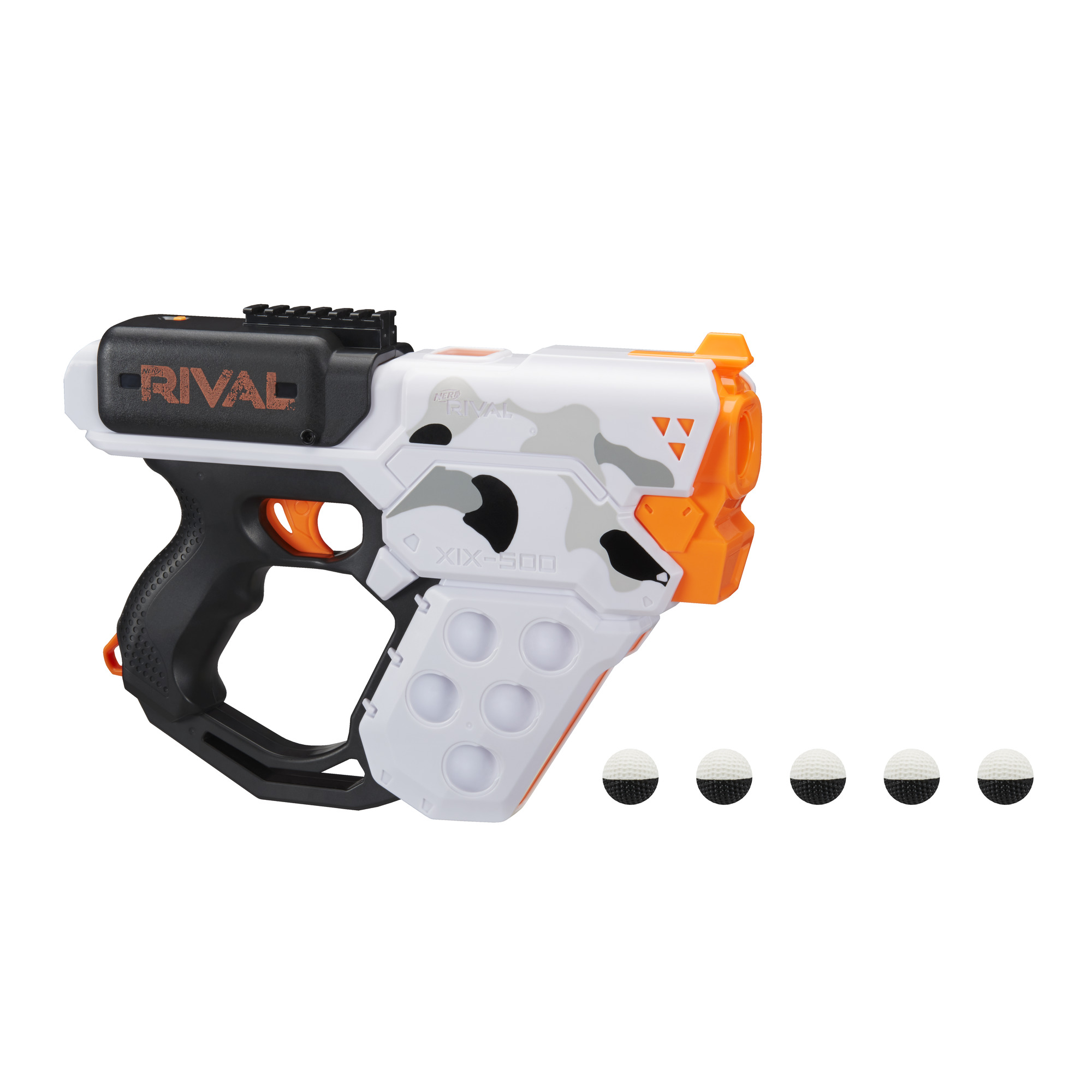 Nerf Rival Heracles XIX-500 Camo Series, 5 Rounds, Walmart Exclusive