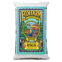 FoxFarm FX14000 Ocean Forest 6.3-6.8 pH Plant Garden Potting Soil Mix, 40 Pounds