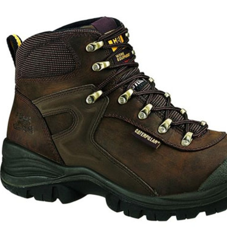 Caterpillar Mens Work Safety Shoes