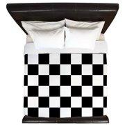 Checkered Comforters