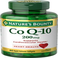 Nature's Bounty® Co Q-10 200 mg, 80 Tablets