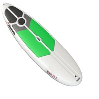 Sun Dolphin Ahala 10.5 SUP Lime Pads, Paddle Included