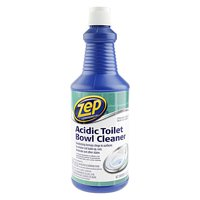 Zep Commercial Grade Toilet Bowl Cleaner, 32 Oz