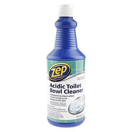 Zep Commercial Grade Toilet Bowl Cleaner 32 Oz Walmart Com