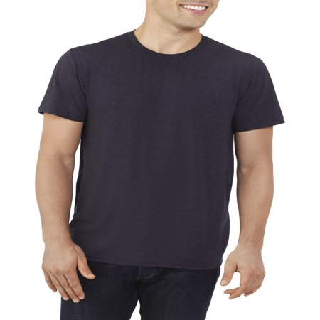 Fruit of the Loom Men's everlight crew t-shirt, up to size