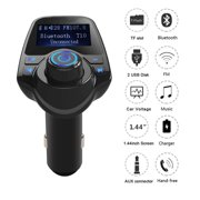 ... Support TF Card USB Flash Drive. Reduced Price. Product Image. EinCar FM Transmitter, Bluetooth FM Transmitter Radio Adapter Car Kit With 5V 2.1A USB