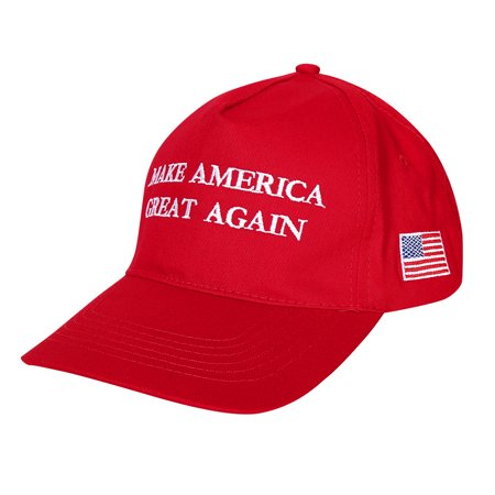 Make America Great Again Hat Donald Trump 2016 Republican Adjustable Baseball Cap Unisex-Adult Black - Christmas Hats For Adults