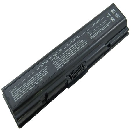 A200 Laptop Battery - Superb Choice 9-cell Toshiba Satellite A200 A205 A210 A215 A300 A305 PABAS174 PA3534U-1BAS PA3534U-1BRS Laptop Battery