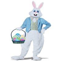 Deluxe Easter Bunny Men's Adult Halloween Costume, L