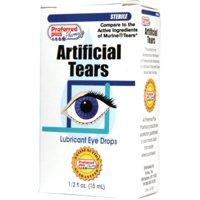 Artificial Tears Lubricant Eye Drops 15 ml