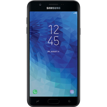 Walmart Family Mobile Samsung Galaxy J7 Crown Prepaid (Best Cheap Galaxy Phone)