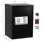 Ktaxon Large Digital Electronic Safe Box Keypad Lock Gun Security Steel Safe