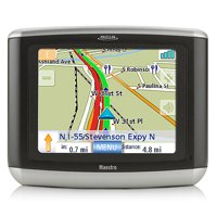 Refurbished Magellan Maestro 3100 (48 United States) 3.5 Inch Automotive GPS w/ 750,000 Points of Interest