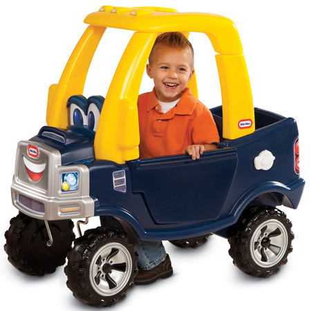 Plastic Push Cap - Little Tikes Cozy Truck