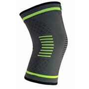 3ad6d6d561 NatraCure Compression Knee Sleeve, Single Wrap - (Choose Size: S, M, L, XL)  - Braces and Supports Knee for Pain Relief, Meniscus Tear, Arthritis,  Injury, ...