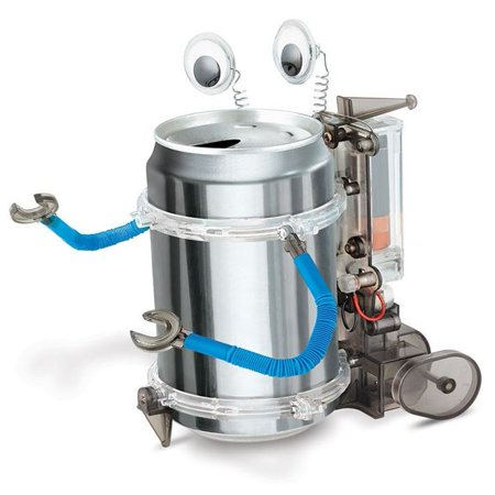 4M Tin Can Robot Science Kit, 1 Each (Boxing Fighter Robots Toy)