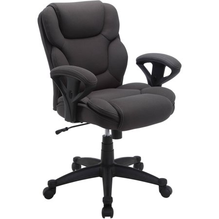 Serta Mesh Fabric And Tall Swivel Manager Office Chair Multiple Colors