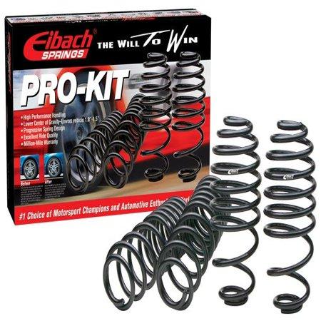 Eibach 8580.140 Pro-Kit Performance Springs (Set of 4 Springs)
