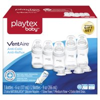 Playtex Baby VentAire Anti-Colic Baby Bottle Gift Set