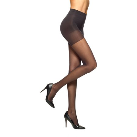 Back Seam Pantyhose Stockings - Women's Great Shapes All-Over Shaper Pantyhose