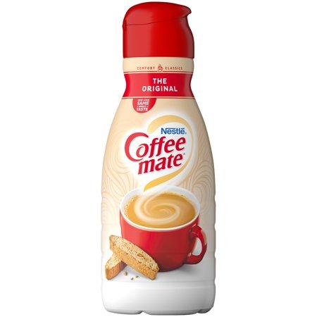 COFFEE MATE THE ORIGINAL Liquid Coffee Creamer 32 fl. oz ...