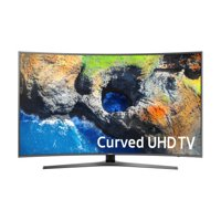 "SAMSUNG 65"" Class Curved 4K (2160P) Ultra HD Smart LED TV (65MU7500)"
