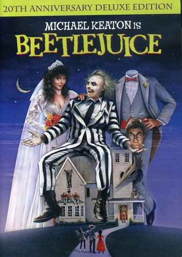 Beetlejuice (20th Anniversary Deluxe Edition) (DVD)](Halloween 1978 Extended Edition)