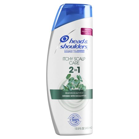 Itchy Scalp Normalizing Shampoo (Head and Shoulders Itchy Scalp Care Anti-Dandruff 2 in 1 Shampoo and Conditioner, 13.5 fl oz )