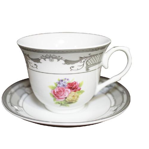 Sets Of 6 Tea Cups Saucers