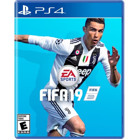 Fifa 19 Electronic Arts Playstation 4 014633736885 Walmart Com