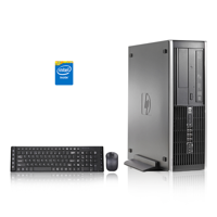 HP DC Desktop Computer 3.0 GHz Core 2 Duo Tower PC, 4GB, 500 GB HDD, Windows 7 x64, USB Mouse & Keyboard (Refurbished)