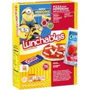 Oscar Mayer Lunchables Pepperoni Pizza with Fruit Punch, 4.7 Oz. & 6 Fl. Oz.