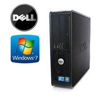 Dell Optiplex 780 SFF Desktop Business Computer PC (Intel Dual-Core Processor up to 3.0GHz, 8GB DDR3 Memory, 1TB HDD, DVDRW, Windows 7 Professional) (Certified Refurbished)