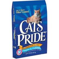 Cat's Pride C48542, Premium Cat Litter, 20-lb bag
