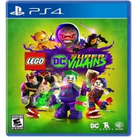 LEGO: DC Supervillains, WHV Games, PlayStation 4, 883929632992