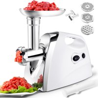 Gymax 1200W Electric Meat Grinder Sausage Stuffer