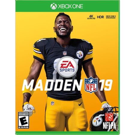 Madden NFL 19, Electronic Arts, Xbox One, 014633371758 (Superman Xbox One Game)