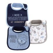 c9b60bdf2 Child Of Mine By Carter's Bibs, 3-pack (Baby Boys)