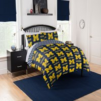 Michigan Wolverines Bed in a Bag Set
