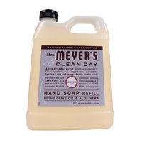 Mrs. Meyer's Clean Day Liquid Hand Soap Refill, Lavender, 33 fl oz
