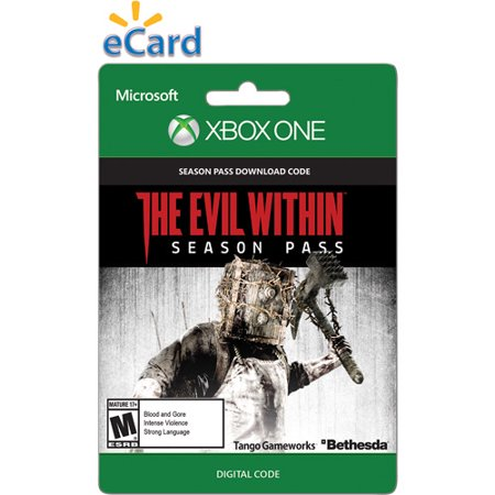 Xbox One Evil Within Season Pass $19.99 (Email Delivery)